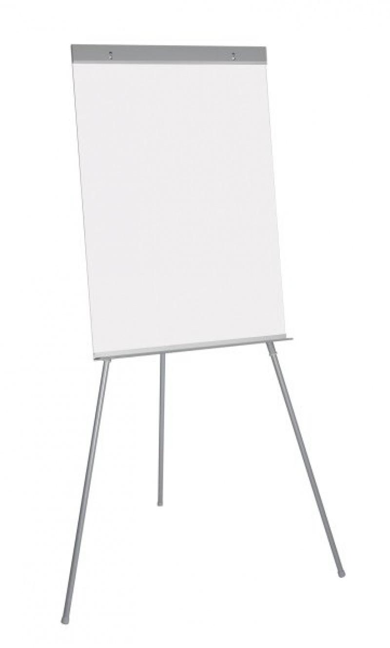 Flipchart Tripod Easel BI-OFFICE, 70x100cm, Dry-wipe Board