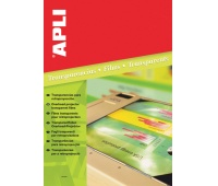 OHP Foil APLI, A4, for ink printer, 50 sheets