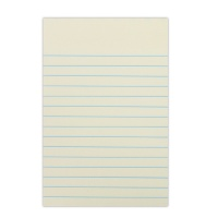 Self-adhesive Pad DONAU 101x150mm, ruled, 1x100 sheets, 75gsm, yellow