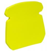 Self-adhesive Pad 1x50 sheets telephone yellow