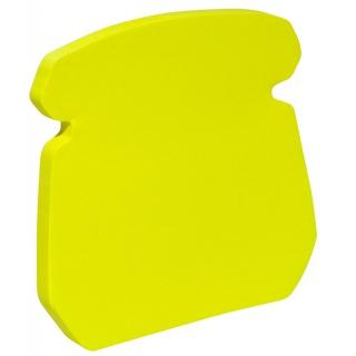 Bloczek samoprzylepny DONAU, 1x50 kart., telefon, żółty