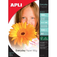 Photographic Paper Everyday Photo Paper A4 180gsm glossy 100 sheets