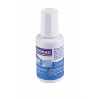 Correction Liquid DONAU, sponge applicator, water-based, 20ml