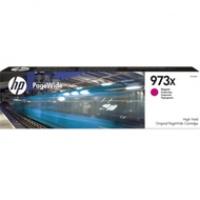 Tusz HP 973X do PageWide Pro 452DW/DWT, 477DW/DWT | 7 000 str. | magenta, Tusze, Materiały eksploatacyjne