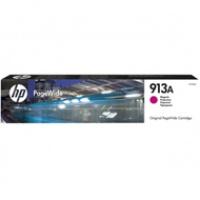 Tusz HP 913A do PageWide Pro 452DW/DWT, 477DW/DWT | 3 000 str. | magenta, Tusze, Materiały eksploatacyjne