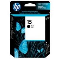 Tusz HP 15 do Deskjet 920/940, Officejet V30/40, PSC 750 | 500 str. | black, Tusze, Materiały eksploatacyjne