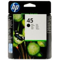 Tusz HP 45 do Deskjet 980/1000/1100/1120/1280/1600 | 930 str. | black, Tusze, Materiały eksploatacyjne