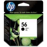 Tusz HP 56 Deskjet 450/5150/5550, PSC 1215/1216/1315 | 520 str. | black, Tusze, Materiały eksploatacyjne
