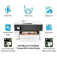 MFP Officejet Pro 7740 WiFi A3, Urządzenia wielofunkcyjne atramentowe, Urządzenia i maszyny biurowe