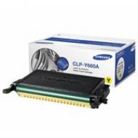 Toner HP do Samsung CLP-Y660A | 2 000 str. | yellow, Tonery, Materiały eksploatacyjne