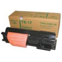 Toner Kyocera TK-17 do FS-1000/1000+/1010/1050 | 6 000 str. | black, Tonery, Materiały eksploatacyjne