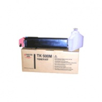 Toner Kyocera TK-500M do FS-C5016N | 8 000 str. | magenta, Tonery, Materiały eksploatacyjne