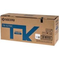 Toner Kyocera TK-5270C do ECOSYS P6230cdn, M6630cidn cyan, Tonery, Materiały eksploatacyjne