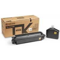 Toner Kyocera TK-5270K do ECOSYS P6230cdn, M6630cidn black, Tonery, Materiały eksploatacyjne