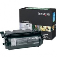 Kaseta z tonerem Lexmark do T-630/632/634 | zwrotny | 5 000 str. | black, Tonery, Materiały eksploatacyjne