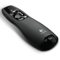 Prezenter Logitech Wireless Presenter R700, Akcesoria, Akcesoria komputerowe