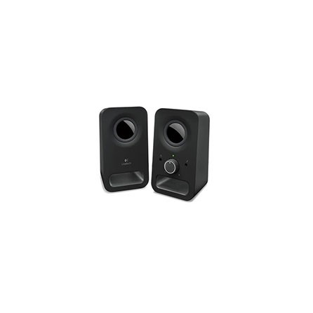 Głośniki Logitech Z150 2.0 Speaker System | 2.0 Black, Głośniki i słuchawki, Akcesoria komputerowe