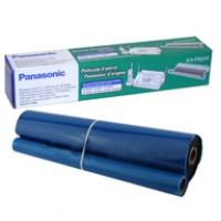 Folia Panasonic do faksów KX-FP141/142/143/145 | 2 x 105 str. | black, Folie do faksów, Materiały eksploatacyjne