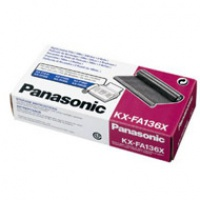 Folia Panasonic do faksów KX-FM205/210/220/255/260/280 | 2 x 330 str. | black, Folie do faksów, Materiały eksploatacyjne