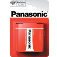 Bateria Panasonic węglowo-cynkowa 3R12R/1BP | 1szt., Baterie, Urządzenia i maszyny biurowe