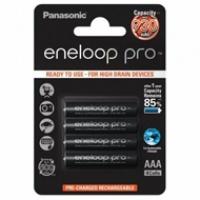 Akumulator Panasonic ENELOOP R03/AAA | 2500mAh | 4szt., Akumulatory, Urządzenia i maszyny biurowe