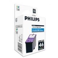 Tusz Philips do faksu Crystal 600/650/660/665/680 | 950 str. | CMY, Tusze, Materiały eksploatacyjne