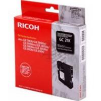 Tusz Ricoh do GX2500/3000/3050/5050/7000 | 1 500 str. | black, Tusze, Materiały eksploatacyjne