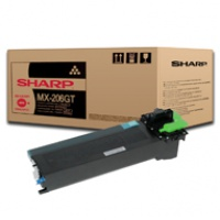 Toner Sharp do MX-M160/200 | 16 000 str. | black, Tonery, Materiały eksploatacyjne