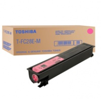 Toner Toshiba T-FC28M do e-Studio 2820C/3520C I 24 000 str. | magenta, Tonery, Materiały eksploatacyjne