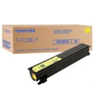 Toner Toshiba T-FC28Y do e-Studio 2820C/3520C I 24 000 str. | yellow, Tonery, Materiały eksploatacyjne