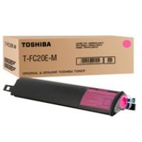 Toner Toshiba T-FC20EM do e-Studio 2020C | 16 800 str. | magenta, Tonery, Materiały eksploatacyjne