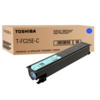 Toner Toshiba T-FC25EC do e-Studio 2040/2540/3040/3510 | 26 800 str. | cyan, Tonery, Materiały eksploatacyjne