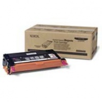 Toner Xerox do Phaser 6180 | 6 000 str. | cyan, Tonery, Materiały eksploatacyjne