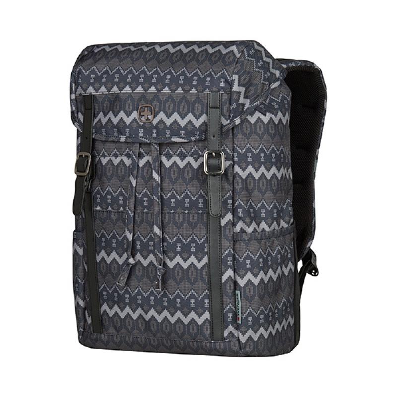 """Plecak WENGER Cohort, 16"""", 200x320x450mm, czarny, Torby, teczki i plecaki, Akcesoria komputerowe"""