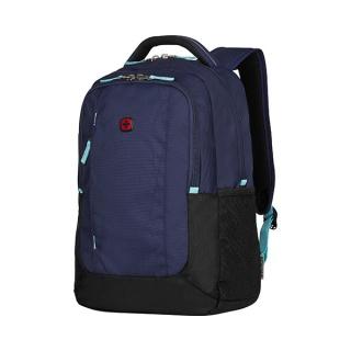 """Plecak WENGER Marieflor, 16"""", 220x320x450mm, granatowy, Torby, teczki i plecaki, Akcesoria komputerowe"""