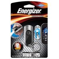 Latarka ENERGIZER Keychain Led + 2szt. baterii CR2032, srebrna, Latarki, Urządzenia i maszyny biurowe