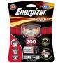 Latarka czołowa ENERGIZER Vision HD Headlight + 3szt. baterii AAA, czerowna