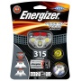 Latarka czołowa ENERGIZER Vision HD Plus Focus Headlight + 3szt. baterii AAA, szara