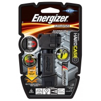 Latarka ENERGIZER Hard Case Multi-use + 1szt. baterii AA, czarna, Latarki, Urządzenia i maszyny biurowe