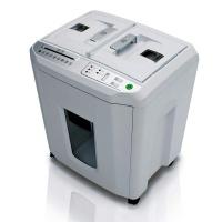 Niszczarka przybiurkowa - Shredcat 8280 CC / 4 x 10 mm, Niszczarki, Urządzenia i maszyny biurowe