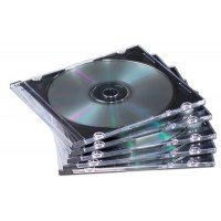 Pudełka Slimline na płyty CD/DVD, Ergonomia, Akcesoria komputerowe
