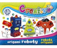 Astra Creativo - Origami roboty, Produkty kreatywne, Artykuły szkolne