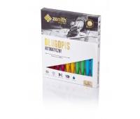 Długopis automatyczny Zenith 5 kryty - box 10 sztuk, mix kolorów, Długopisy, Artykuły do pisania i korygowania