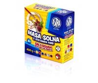 Masa solna Astra 450g + 6 kolorów farb do malowania, Produkty kreatywne, Artykuły szkolne