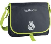 Torba na ramię RM- 61 Real Madrid 2 Lime, Torby, Artykuły szkolne