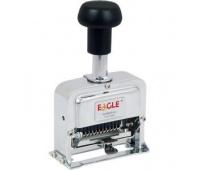 Numerator EAGLE TY 102-12 cyfrowy, Pieczątki i poduszki, Drobne akcesoria biurowe