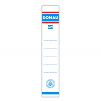 Spine Insert Labels for DONAU Binder, 28x153mm, double-sided, 20pcs