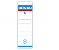Spine Insert Labels for DONAU Binder, 48x153mm, double-sided, 20pcs