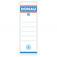 Self-adhesive Labels for DONAUBinders, 54x153mm, unilateral, 20pcs