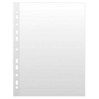 Koszulki na dokumenty DONAU, PP, A4, groszkowe, 50mikr., 100szt., Koszulki i obwoluty, Archiwizacja dokumentów
